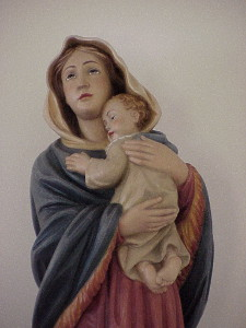 Madonna with child Jesus
