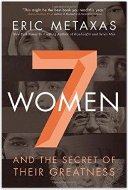 Seven Women book cover