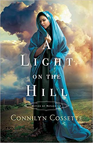 A Light on the Hill book cover