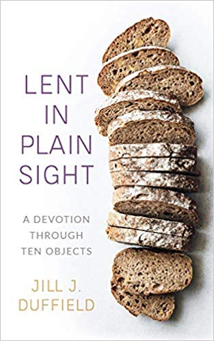 Lent In Plain Sight book cover