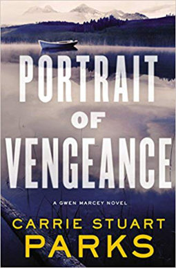 Portrait of Vengeance book cover