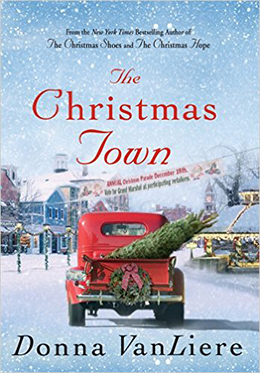 The Christmas Town book cover