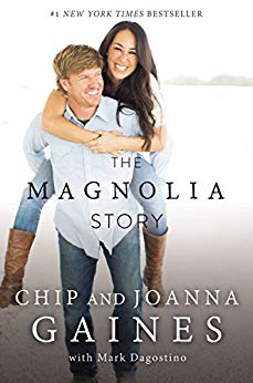 The Magnolia Story book cover