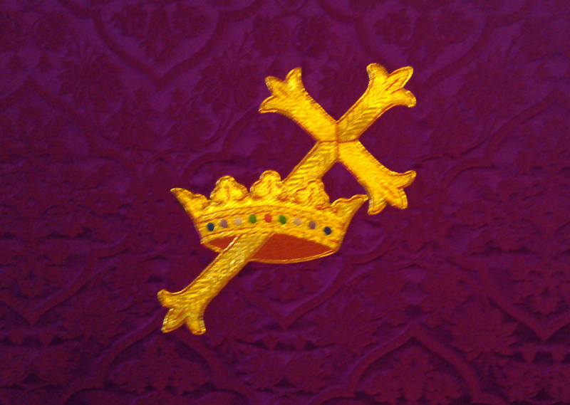 Picture of Crown and Cross
