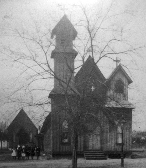 Good Shepherd Church on Barnwell Street