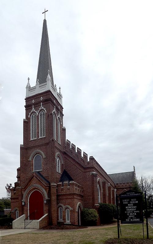 Good Shepherd Church on Blanding Street