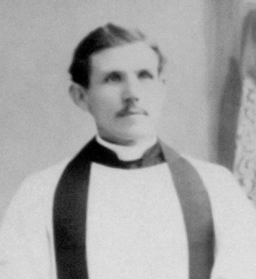 Rev. Alexander Mitchell